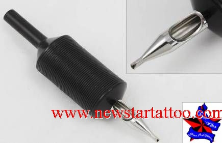 Disposable Tattoo Tube With 304 Stainless Steel tip,New Star Tattoo ...